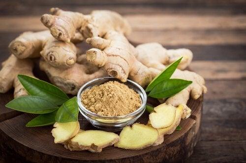 6 remedii cu ghimbir pentru o piele sănătoasă