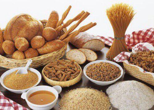 Carbohidrați care ajută la tonifierea musculaturii