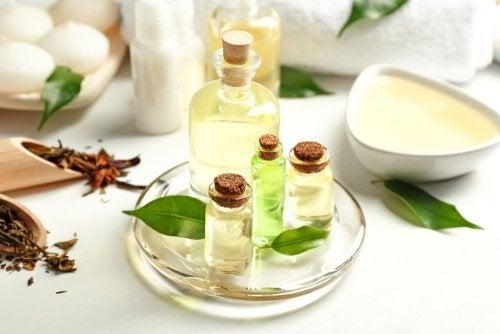 Remedii pentru bărbia dublă pe bază de uleiuri esențiale