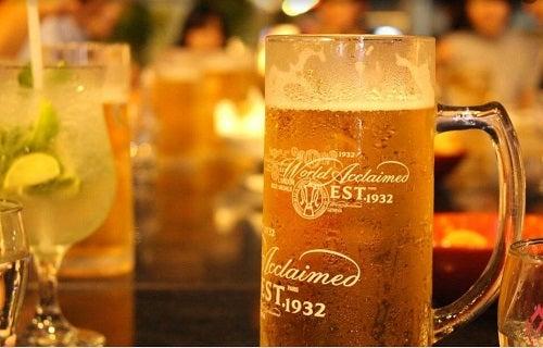 Dieta cu bere fără alcool rece