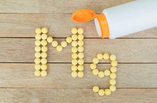 Dietă pentru detoxifierea colonului cu supliment de magneziu