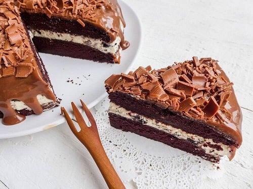 Rețete de prăjituri gustoase cu ciocolată