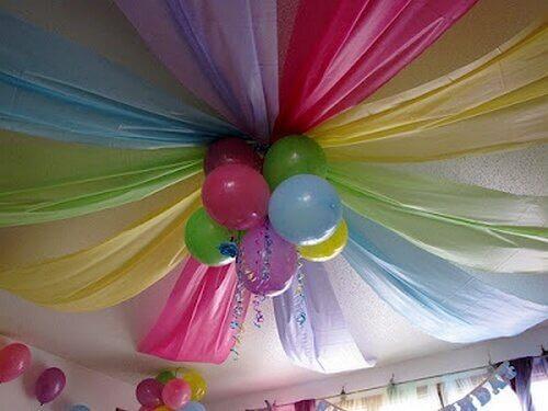 Baloane și materiale textile