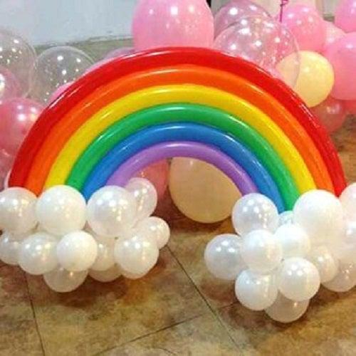 Baloane tip curcubeu