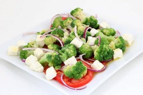 Rețetă de omletă vegetală cu spanac
