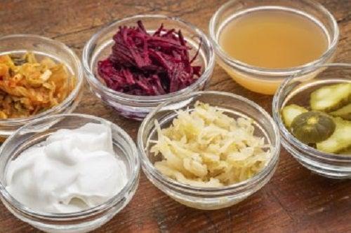 Alimente fermentate ce luptă cu infecțiile parazitare