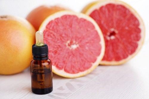 Antibiotice naturale împotriva infecțiilor cu ulei de grepfrut