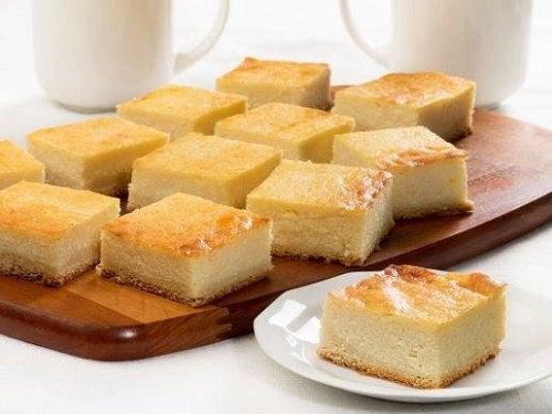 Rețetă de cheesecake fără coacere
