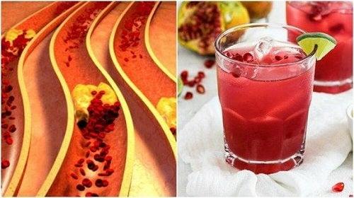 6 remedii naturale pentru curățarea arterelor