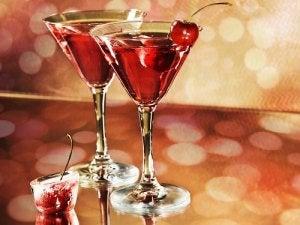 Pahare cu alcool