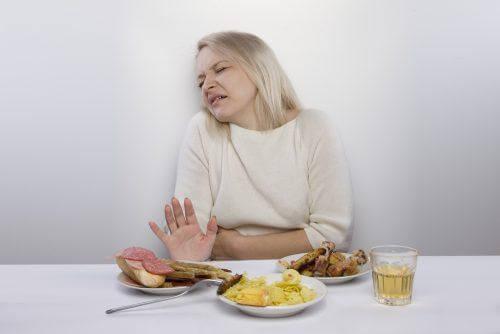 Alimente interzise în gastrită