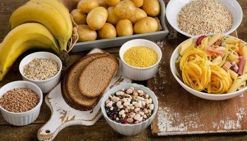 Alimente pentru masa musculară