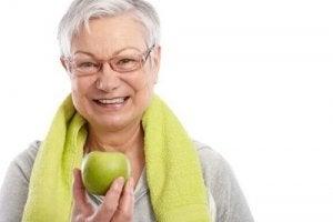 Cauzele pierderii în greutate la vârstnici