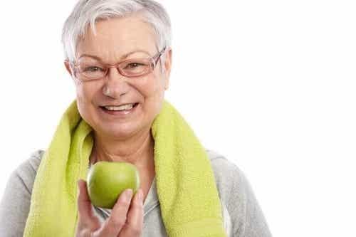 Creșterea în greutate odată cu vârsta: cum o previi