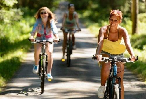 Sport și dietă pentru femeile atlet