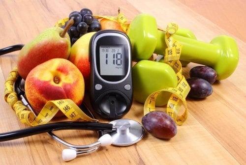 Controlul diabetului de tip 2 cu un glucometru