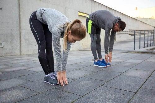 Cele mai bune întinderi pentru flexibilitatea picioarelor