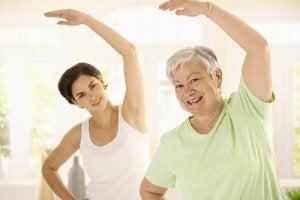 o anumită vârstă pierde în greutate)