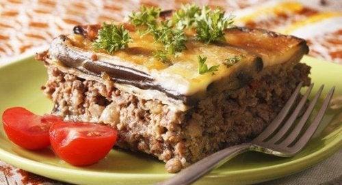 Rețetă de musaca grecească delicioasă