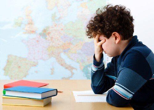 Importanța notelor la școală pentru un copil