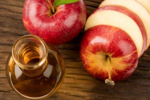 Oțet de mere în remedii pentru durerile de cap