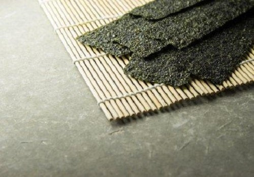 Alge sub formă de foi
