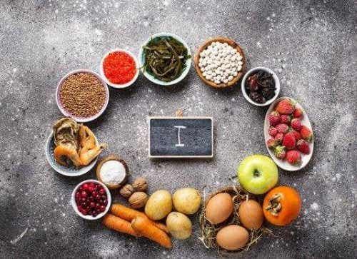 7 alimente bogate în iod de inclus în dietă