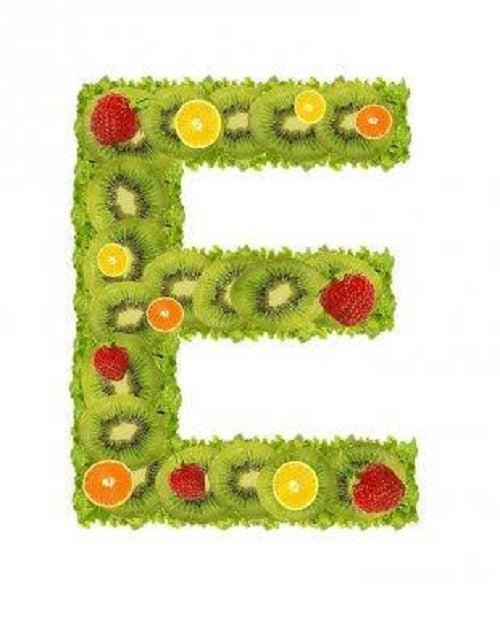 Alimente ce conțin vitamina E
