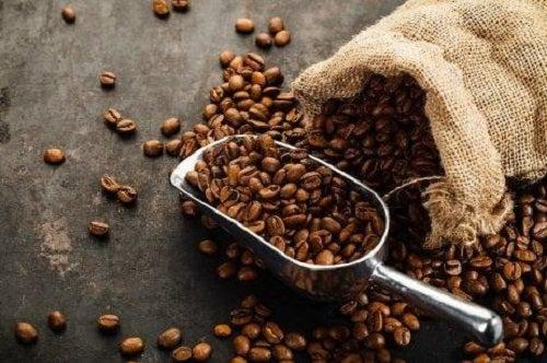 Cafeaua în rețete de odorizant natural pentru bucătărie