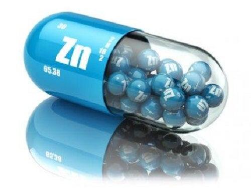 Capsulă de zinc