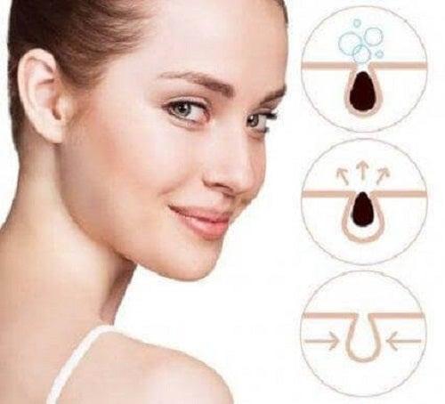 3 soluții pentru curățarea porilor