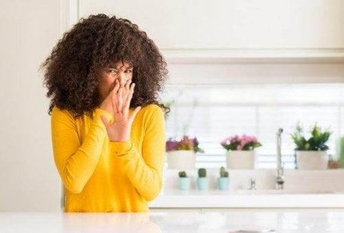 Rețete de odorizant natural pentru bucătărie