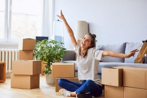 Strategii la mutarea în casă nouă