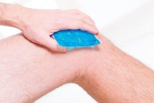Obiceiuri utile în tratamentul osteoartritei cu gheață
