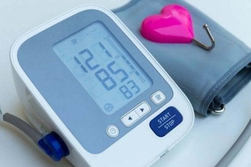 Aparat de măsurat tensiunea arterială