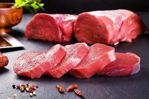 Carne roșie de vită