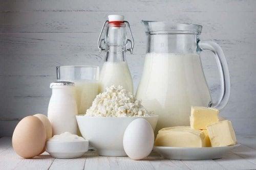 Poți să mănânci lactate când renunți la carne