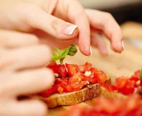 Gustări vegetariene simple și delicioase