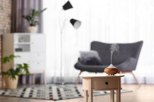 Purificarea aerului din locuință
