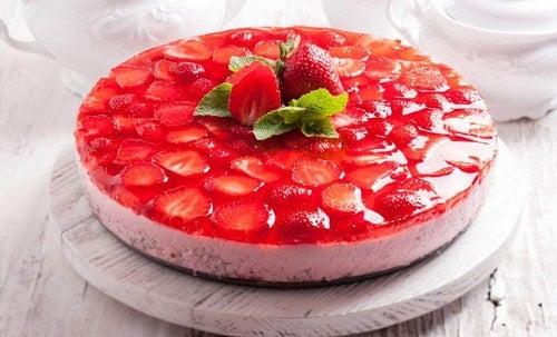 Rețete delicioase cu gelatină pentru torturi