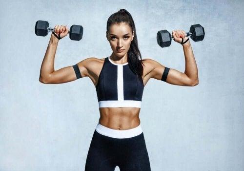 Tonifierea musculaturii la femei