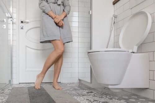 Cauze și tratament pentru incontinența urinară