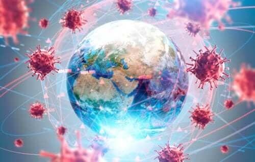 Coronavirusul la copii este răspândit global