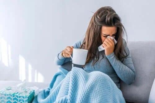 Informații despre gripă: cum afectează organismul