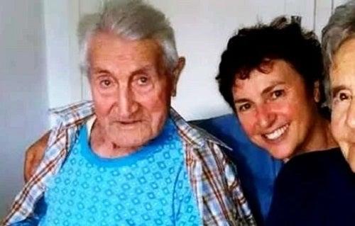 A supraviețuit coronavirusului la 101 ani