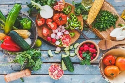 Alimente ideale în dieta mediteraneană