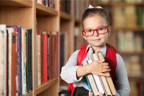Biblioteca din cea mai bună școală pentru copilul tău