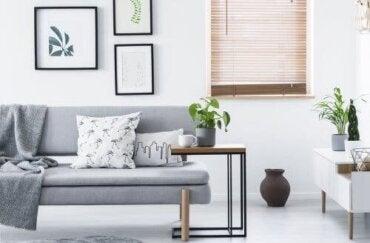 O locuință simplificată cu 8 principii ale minimalismului