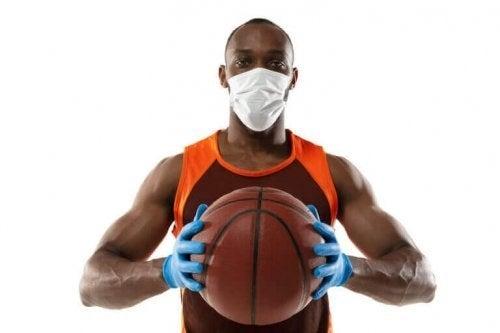Cazuri noi de coronavirus în sport