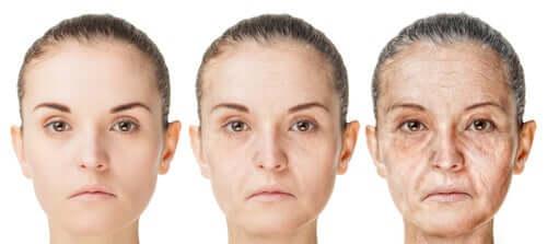 La ce vârstă apar primele semne ale îmbătrânirii?